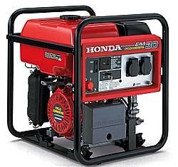Generatore portatile silenziato dispositivo arresto for Generatore honda usato