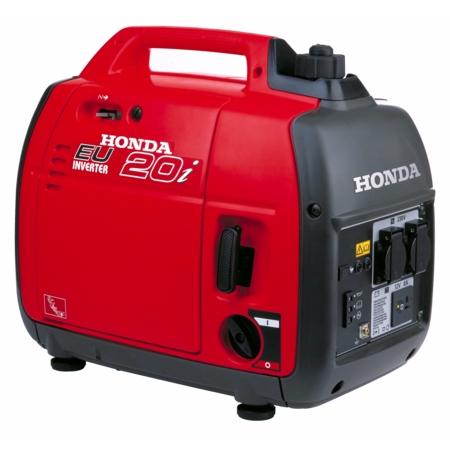 Generatori portatili di corrente tecnologia honda inverter for Generatore honda eu20i usato
