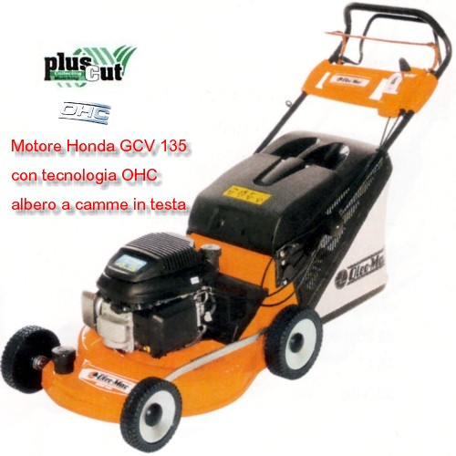 Rasaerba Semovente, Con Motore Honda Serie GCV135 Con 46cm Di Taglio,  Robusta Scocca In Alluminio, Ruote In Acciaio Per Una Lunga Durata E Una  Grande ...